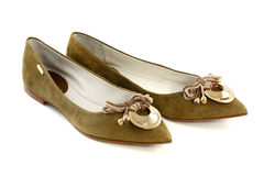 Female shoes Stock Photos