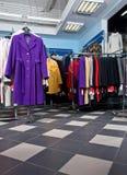 Female  shop interior Stock Photo