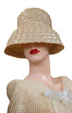 Female Shop Mannequin Stock Photo