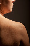 Female Shoulder Royalty Free Stock Photo