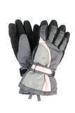 Female ski gloves | Isolated Royalty Free Stock Photo