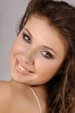 Female smile Royalty Free Stock Photos