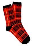 Female socks stock images