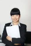 Female staff Stock Photos