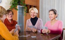 Female staking money during bridge Stock Photo