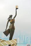 Female Stars sculpture Stock Images