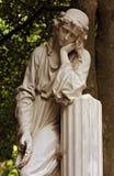 female statue Royalty Free Stock Photo
