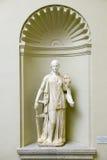Female statue in the Museum de Prado, Prado Museum, Madrid, Spain Stock Images