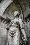 Female Statue Royalty Free Stock Image