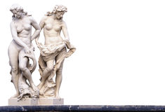 Female statues Royalty Free Stock Photos