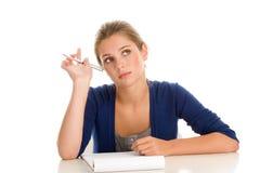 Female student Stock Photography
