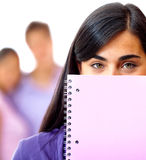 Female student Stock Photo