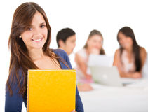 Female student Stock Photos
