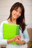 Female student portrait Stock Photography