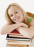 Female Student Portrait Royalty Free Stock Photos