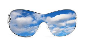 Female sunglasses Royalty Free Stock Photography
