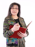 Female Supervisor Stock Photography