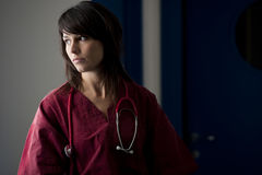 Female Surgeon Royalty Free Stock Photography