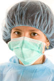 Female surgeon doctor Royalty Free Stock Images