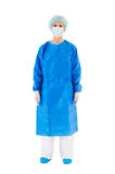 Female surgeon standing Royalty Free Stock Images
