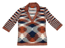 Female sweater Stock Image