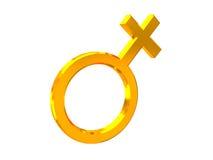 Female symbol Stock Photography