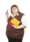 Female teacher Royalty Free Stock Photo
