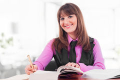 Female teacher Stock Photos