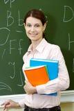 Female teacher Stock Images