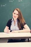 Female teacher Royalty Free Stock Photo