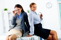 Female team Stock Image
