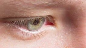 Female teen eye close up Royalty Free Stock Photo