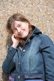 Female teenager. Stock Image