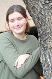 Female teenager. Stock Photos