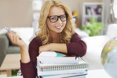 Female teenager Stock Image