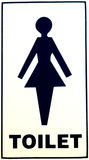 Female Toilet. Stock Images
