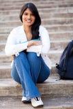 Female university student Stock Photography