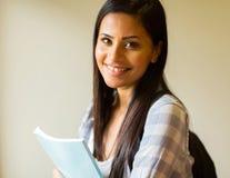 Female university student Stock Photo