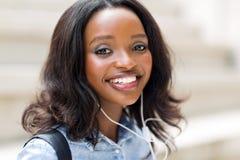 Female university student Royalty Free Stock Image