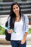 Female university student Stock Image