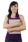 Female University Student Royalty Free Stock Images