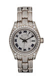 Female watch isolated Royalty Free Stock Photos