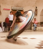 Female Whirling Dervish Turkey Royalty Free Stock Images