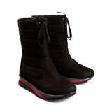 Female winter boots Royalty Free Stock Image