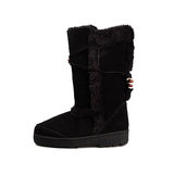 Female winter boots Stock Images