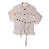 Female winter jacket Royalty Free Stock Photo