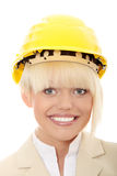 Female worker Stock Photo