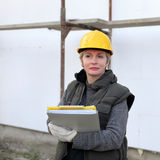 Female worker Royalty Free Stock Images
