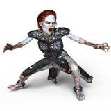 Female zombie Stock Photos