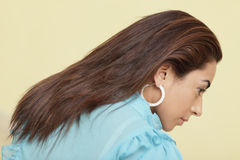 Females hair Stock Photos